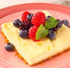 Cheesecake, glorious cheesecake.