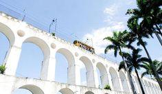Lapa Arches - Rio de Janeiro, Brazil.