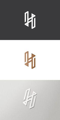 Premium Letter H-Logo Floral Letter Logos – Monogram Maker Design…Free Floral Geometric Logo Creator –…Buchstabe S Logo Tech Line – Vektor EPS…Laden Sie den Premium-Vektor Set of company logo… Best Logo Design, Brand Identity Design, Branding Design, Self Branding, Corporate Branding, Initials Logo, Monogram Logo, Letter H Design, Interior Logo