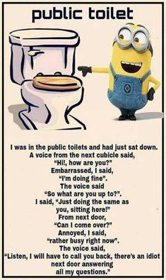 funny jokes to tell hilarious \ funny jokes ; funny jokes to tell ; funny jokes in hindi latest ; funny jokes in urdu ; funny jokes to tell hilarious ; funny jokes to tell your boyfriend ; funny jokes for children Minion Humour, Funny Minion Memes, Crazy Funny Memes, Minions Quotes, Really Funny Memes, Memes Humor, Funny Relatable Memes, Wtf Funny, Funny Texts
