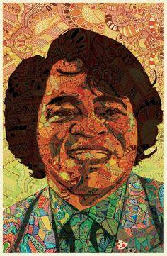 Mr James Brown