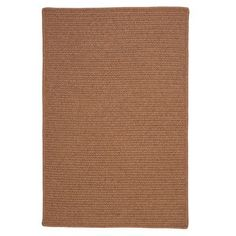 Colonial Mills Westminster Taupe Area Rug Fringe: Included, Rug Size: 8' x 11'
