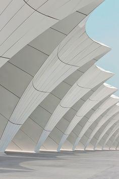 gmp architekten | Shanghai Oriental Sports Center.