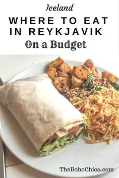 Places to Eat in Reykjavik on a Budget: Your guide to good and cheap restaurants in Reykjavik.