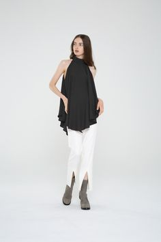 Fulfilled Top - Black Wash