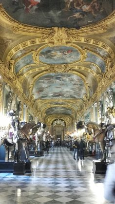 Torino, Palazzo reale, Armeria