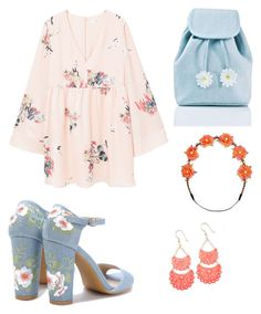 """•spring•"" by unikitty864 on Polyvore featuring MANGO, Sugarbaby and Carole"