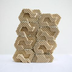 These 3-D printed bricks cool rooms without air conditioning http://f-st.co/zaszTtQ