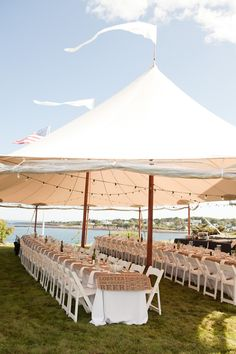 Extra large umbrellas to cover the lounge seating to complement the surrounding umbrella tables.