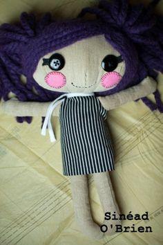 Lalaloopsy Free Sewing Pattern Side 1