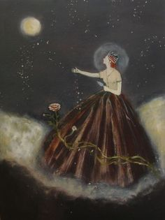 Planting Moon, by Jeanie Tomanek.