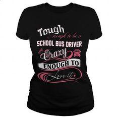 SCHOOL BUS DRIVER - #tee times #best hoodies. CHECK PRICE => https://www.sunfrog.com/Jobs/SCHOOL-BUS-DRIVER-143754288-Black-Ladies.html?60505