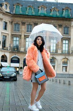 Yuyu F. - See by Chloé fake Fur Coat