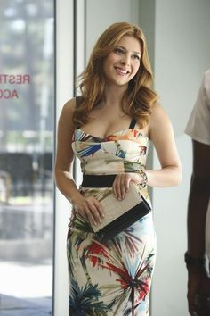 Pin for Later: Fall TV Is Here! Get Excited With All the Season Premiere Pictures Revenge It seems Victoria has a visitor (Elena Satine), but who is she?