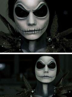 Жуткие образы для Хэллоуина