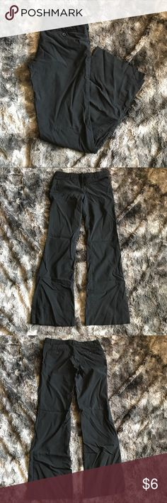 """Star city Sz 5 black dress career pants Women's size 5 dress pants by Star City. They are the """"Scarlett"""" style. Great career/professional pants. In excellent condition! Inseam-30"""" waist(flat across)-14"""" Star City Pants Boot Cut & Flare"""