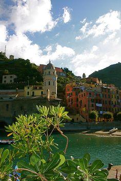 Vernazza, Liguria, Italy