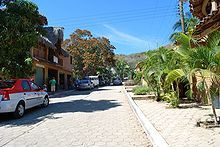 Sierra Madre beach town, Mexico,  – The best way to view Mexico, which I've done several times, is literally to drive across it. You'll see all these different climates from high mountain forest with pine trees to deserts, to tropical areas; it's all here in Mexico. It really is a wonder to drive across Mexico and view all its terrain and different cities.