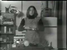 "Martha Rosler's Semiotics of the Kitchen - 1975 Martha states about the film: ""I was concerned with something like the notion of 'language speaking the subject,' and with the transformation of the woman herself into a sign in a system of signs that represent a system of food production, a system of harnessed subjectivity."""