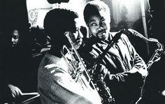 Louis Moholo & The Apartheid Avant-Garde // South African jazz // Okayafrica