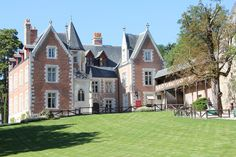 Clos Luce in Amboise, France, artist and inventor Leonardo da Vinci's home during the last three years of his life....