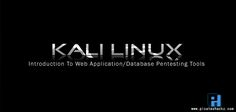 kali-Web Application Pentesting Tools- picateshackz.com