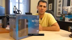 WD My Cloud EX2 Unboxing and Overview