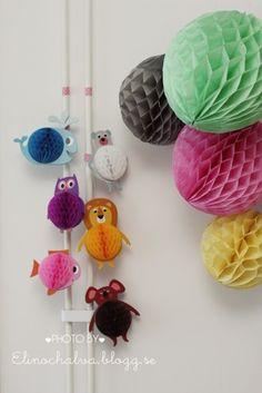 Honeycomb parade (OMM Design)
