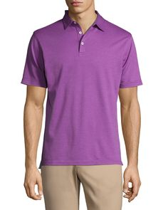 b96ab6804cca Shop Collection Perfect Pique Polo Shirt from Peter Millar at Neiman Marcus  Last Call