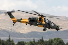 TuAF T129 ATAK Attack Helicopter, BG-13-1004