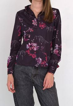 d9f4754fd87 Casual tops= for= women= long= sleeve= mama= bear= shirts= folral ...