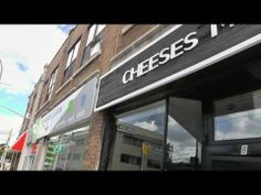 Cheeses Murphy arrives on the Duke Food Block in downtown Kitchener. World, Youtube, The World, Youtubers, Youtube Movies
