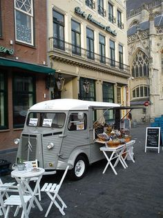 #Food #Truck und #Streetfood Ideen mit www.flexhelp.de Marketing