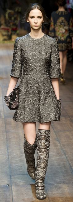 Dolce & Gabbana Ready To Wear Autumn 2014