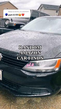 New Car Accessories, Car Interior Decor, Car Interior Design, Girly Car, Car Essentials, Car Goals, Car Hacks, Cute Cars, Car Car