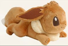 Süße Eevee Plüsch Entdeckung im Web! * Q * - Kizune - Plush Pokemon Plush, Pokemon Eevee, Cute Pokemon, Kawaii Plush, Cute Plush, Pokemon Merchandise, Chihiro Y Haku, Pokemon Birthday, Pet Pigs