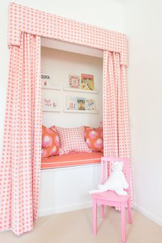 SUMMER HOUSE REVEAL CONTINUED: THE HAPPIEST PLAYROOM NOOK — Anna Matthews Interiors