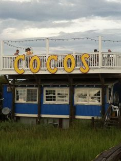 Cocos Sunset Grille On the Water Tybee Island Georgia