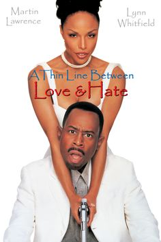 A Thin Line Between Love & Hate Movie Poster - Martin Lawrence, Lynn…
