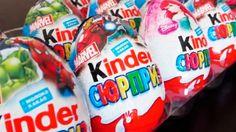 Киндер СЮРПРИЗ ИГРУШКИ видео (5шт) - Kinder Surprise collection