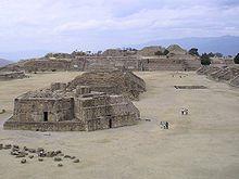 Oaxaca - Ruinas dev Monte Alban