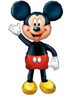 Mickey Mouse AirWalker Balloon @ Zurchers