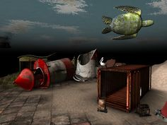 https://flic.kr/p/R5SYEo | Untitled | Visit this location in Second Life