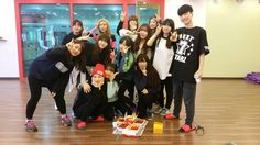 My best dance team. <3