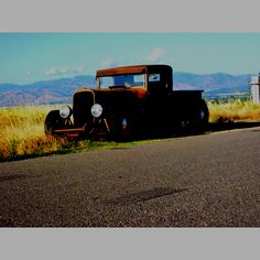 Nothing like a good old Chevy 1929'