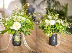 {DIY} Le vase ardoise pour vos numéros de table, La Mariée en Colère - Galerie d'inspiration, bouquet mariée, mariage, wedding, bride, flowers, fleurs, bouquet de mariée, www.lamarieeencolere.com, DIY, DIY wedding