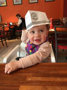 Baby Girl Pizza Express