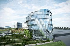 Ford Unveils Dramatic 10-Year Campus Revitalization Designed by SmithGroupJJR -