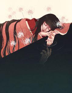 Sleeping Beauty on Behance                                                                                                                                                     More