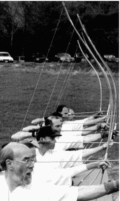 Kyudo - Meditace Lukostřelba